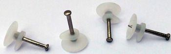 Zestaw 1000 sztuk - Z1 - gwóździ z haczykiem plastikowym