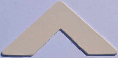 878 Pale Peach Passe-Partout (paspartu) karton dekoracyjny Slater Harrison