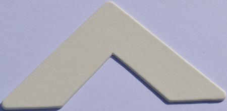 889 Arctic White Passe-Partout (paspartu) karton dekoracyjny Slater Harrison