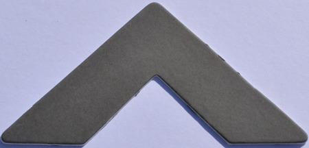 Colourmount 326  School Grey Passe-Partout (paspartu) karton dekoracyjny Slater Harrison