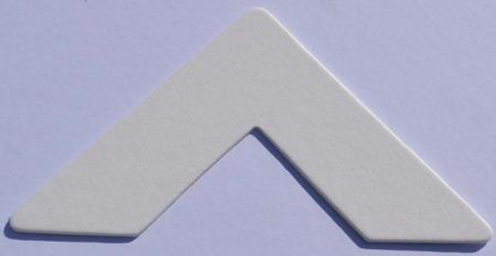 Colourmount 375 Soft White Passe-Partout (paspartu) karton dekoracyjny Slater Harrison