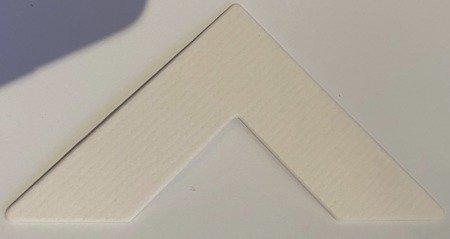 Colourmount 917 White Essence (Esencja Bieli) Passe-Partout (paspartu) karton dekoracyjny Slater Harrison