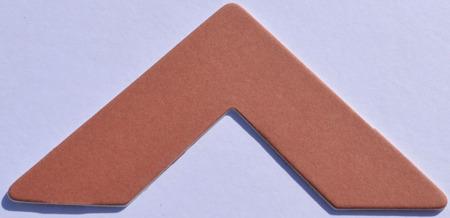 Karton dekoracyjny Colourmount 859 Hazelnut