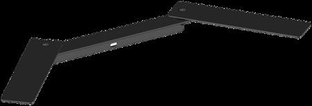 Z26500 - Stalowe ramiona podtrzymujące listwy do łączarek Cassese CS1 CS2 CS20 Cart lub UNI