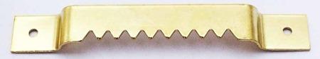 ZK16 Zawieszka ząbkowana na gwoździki